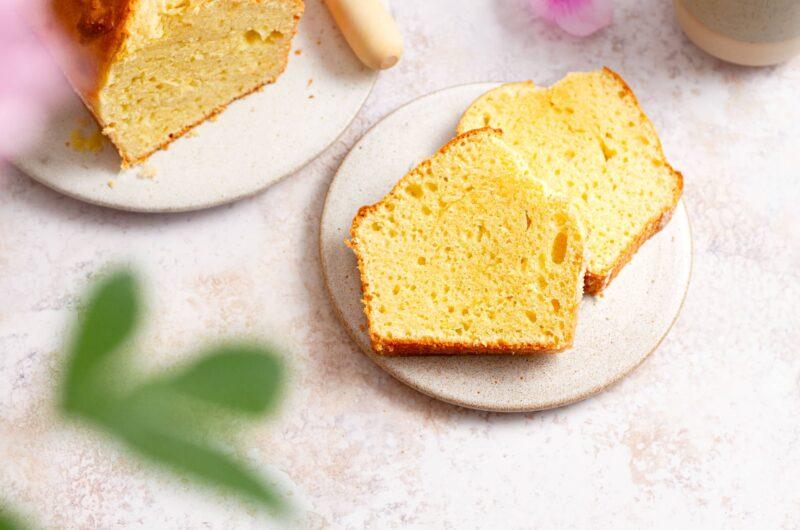 Ricotta-Zitronen-Kuchen mit Olivenöl