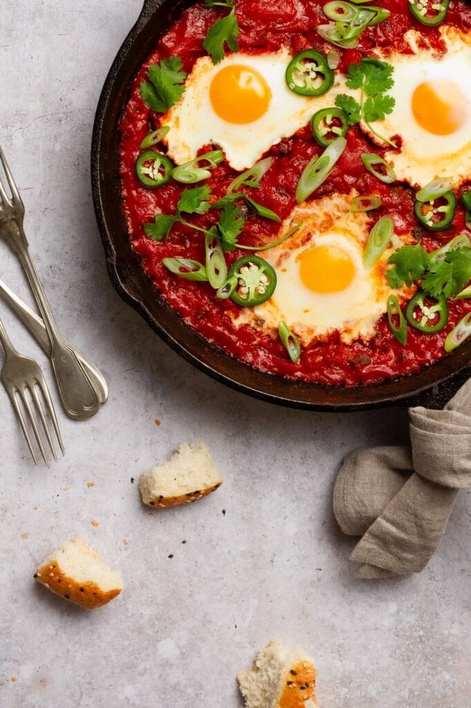 Shakshuka | Genussfreude.at