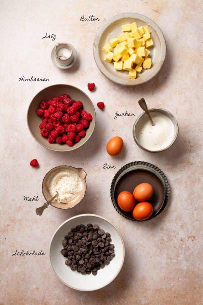 Himbeer-Brownies | Genussfreude.at