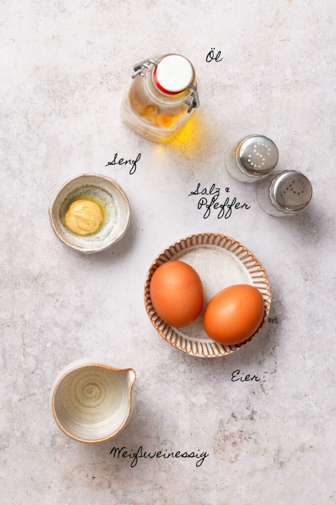 Selbstgemachte Mayonnaise | Genussfreude.at