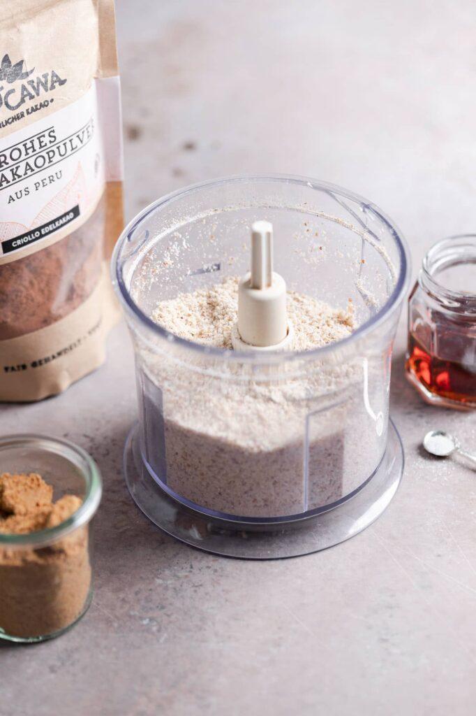 Veganer Schoko-Cheesecake | Genussfreude.at
