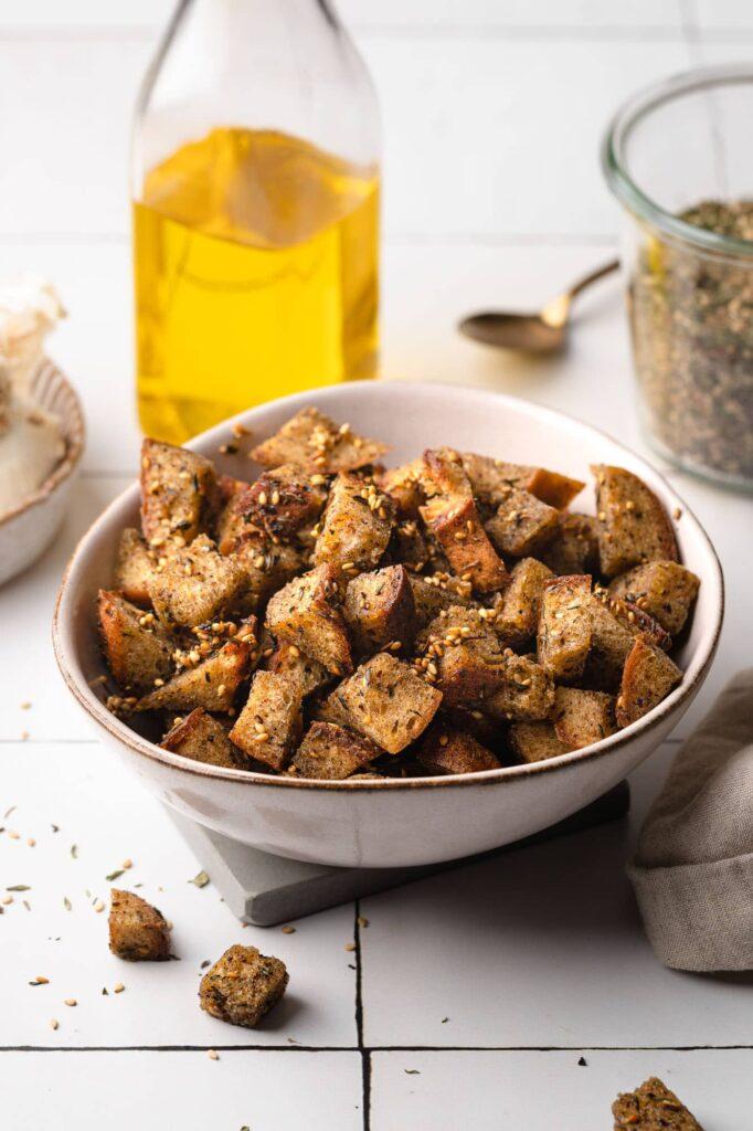 Tahini-Süßkartoffel Suppe   Genussfreude.at